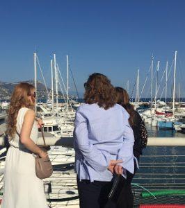 Cap Ferrat harbour
