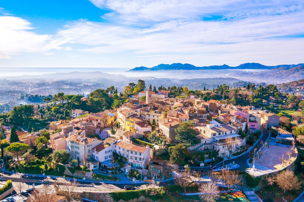 Mougins City View