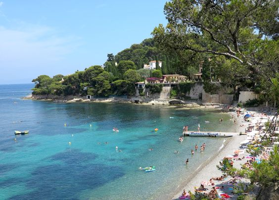 Paloma Beach - St Jean Cap Ferrat
