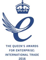The Queens Awards for Enterprise: International Trade 2016
