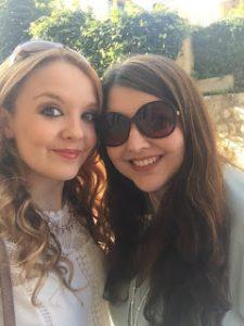 Sophie & Lucy In Cap Ferrat