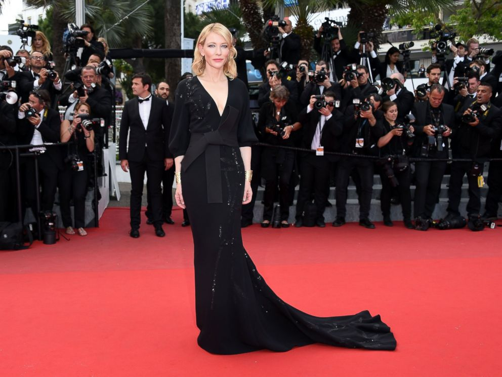 Cate Blanchett on Red Carpet